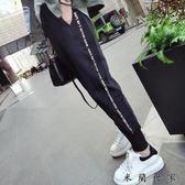 【618好康又一發】ins褲子女春2018運動褲