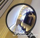 門衛會所酒店反光鏡超市收銀臺防盜鏡凸面鏡廣角裝飾風水鏡 20CM HM 范思蓮恩