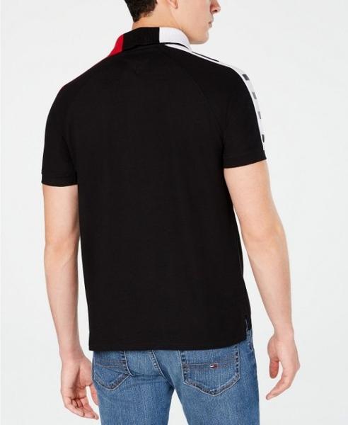 美國代購 現貨 Tommy Hilfiger 圖案POLO衫 (L)