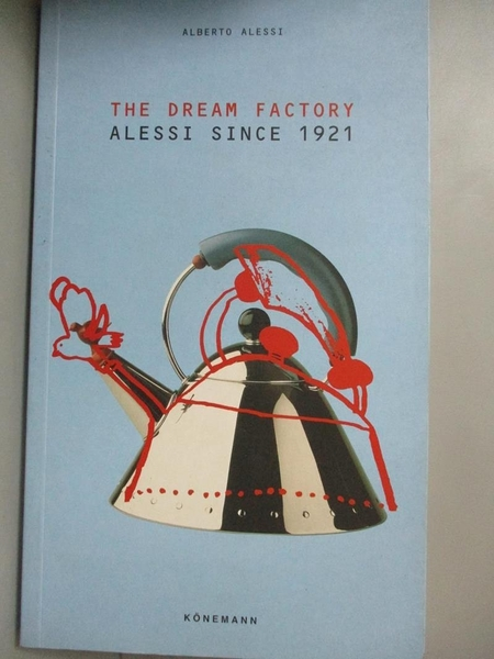 【書寶二手書T8/原文小說_GOV】THE DREAM FACTORY_KOENEMANN