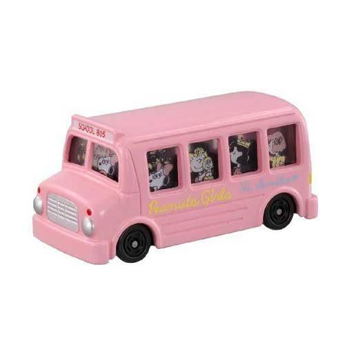 Dream TOMICA 史努比 粉紅巴士 TOYeGO 玩具e哥