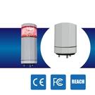 LED警示燈 NLA50DC-1B6D-R IP53 2.4W DC 24V 積層燈/三色燈/多層式/報警燈/適用機械自動化設備