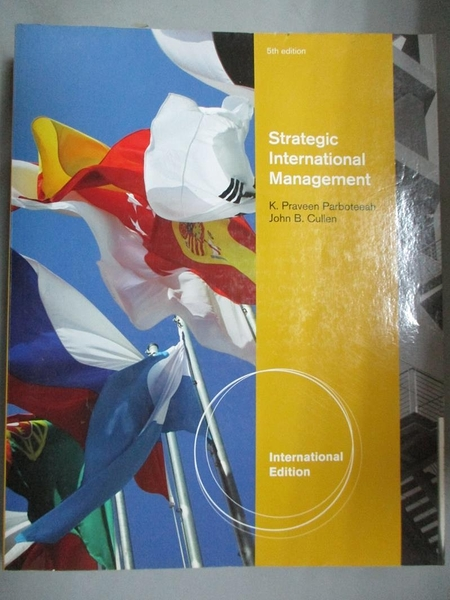 【書寶二手書T6/大學社科_ZDH】Strategic International Management_K. PRAV
