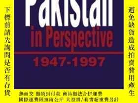 二手書博民逛書店Pakistan罕見In Perspective, 1947-1