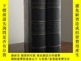 二手書博民逛書店《哈潑斯雜誌(Harper's罕見Magazine)》1866年