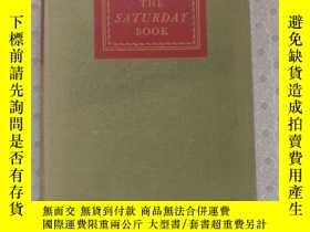 二手書博民逛書店The罕見Saturday Book Edited By John Hadfield 英語原版Y67893 J
