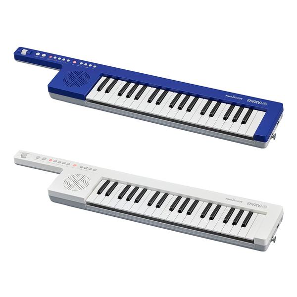 【超贈點10倍送】Yamaha SHS-300 肩背式鍵盤-白/藍 共二色