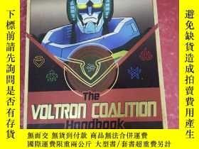 二手書博民逛書店The罕見Voltron Coalition HandbookY281199 by Cala Spinner
