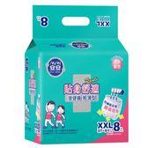 【安安】日本製 貼身輕薄復健褲XXL號 成人紙尿褲(8片x6包)【2/11-2/28特惠$1380元】