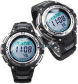 CASIO卡西歐 SGW-100-1V  登山錶 鬧鈴 碼錶 倒數計時 數位羅盤 溫度計 世界時間 48mm 男錶 SGW-100-1
