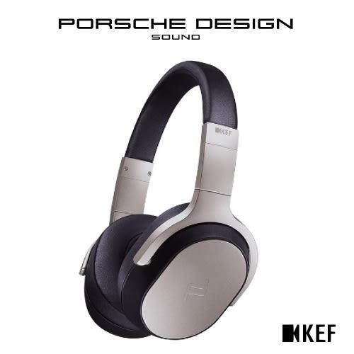 ◤官網登錄 限時贈送隨身碟◢ KEF PORSCHE DESIGN SPACE ONE Wireless 主動式無線抗噪耳罩式耳機 鈦金灰