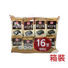 韓國進口 SAJO 韓式傳統海苔 箱裝(6袋入)【特價】★beauty pie★