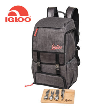 Igloo 軟式保冷背包61978 / 城市綠洲(戶外、露營踏青、食物保鮮、簡易攜帶)
