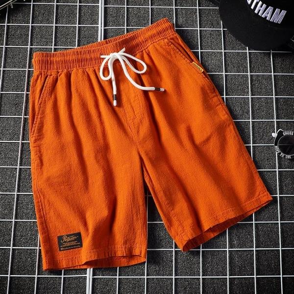 夏季短褲男休閒褲潮流夏天青少年5五分工裝寬鬆褲子大褲衩薄 雙11提前購