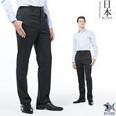 【NST Jeans】391(6935) 日本布料_經典Black細條紋 夏日微彈羊毛西裝褲(中腰) 早春商品55折起