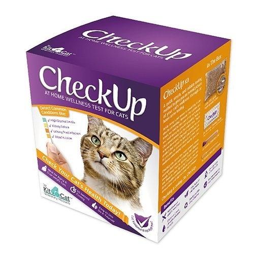*WANG*【含運】Petiia沛緹雅《CheckUp奇浮 貓咪居家檢測組 K4C-OTC》貓適用