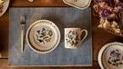 小資入手圓盤款 (買二送二) 英Botanic Garden 經典植物園系列-下午茶餐墊組(款式可挑)