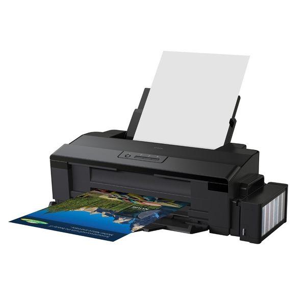 EPSON L1800 A3六色單功能原廠連續供墨印表機+墨水1組(六色)  (可參加原廠活動)