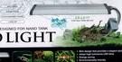 {台中水族} CRAB-AQUA  高亮度LED夾燈 / 25cm(藍白光) 特價