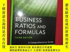 二手書博民逛書店Business罕見Ratios And Formulas, T