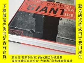 二手書博民逛書店2006年Andy罕見Warhol Giant Size: La