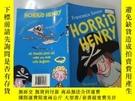 二手書博民逛書店Horrid罕見Henry:可怕的亨利.Y200392