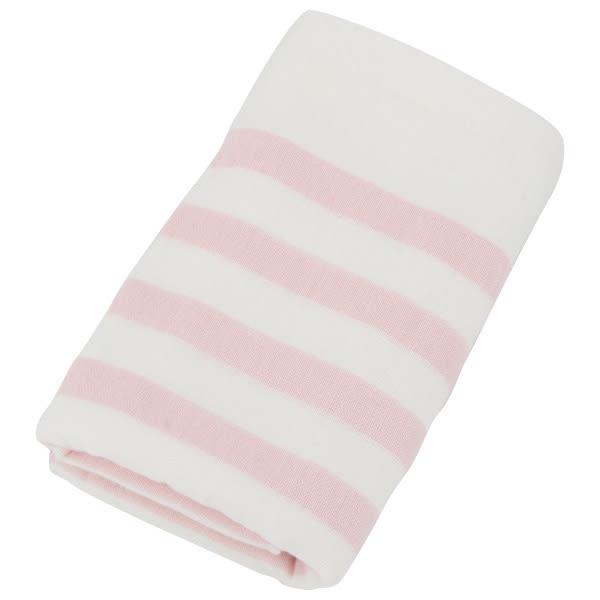 純棉紗布毛巾 BORDER RO 34×80 NITORI宜得利家居