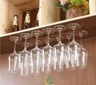創意紅酒杯架家用掛杯架...