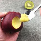 寶寶刮蘋果吃的勺子304不銹鋼嬰兒輔食挖泥工具香蕉刮泥勺神器限時7折起,最後一天