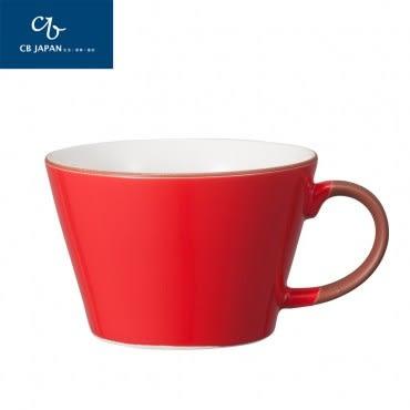 CB北歐系列復古風陶杯 熱情紅