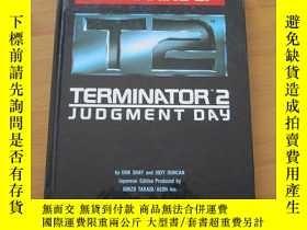 二手書博民逛書店THE罕見MAKING OF TERMINATIR 2 JUDGMENT DAY 終結者2幕後設定Y17845