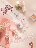 首飾收納盒透明糖果便攜盒子ins風小精致飾品耳環耳飾項鍊防氧化 韓國時尚週