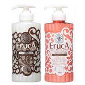 日本 ERUCA 艾露卡精油燙染潤髮乳 500mL ◆86小舖 ◆