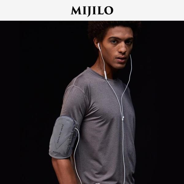 手機臂包 反光跑步女健身運動手臂包男手腕通用臂套臂袋【快速出貨】