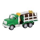美國 B.TOYS 小型載木吊車/玩具車