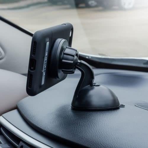 SEIDIO Car Dash Mount 黏性吸盤磁吸手機座架 DILEX HTC U11支援使用 汽車 手機 車架