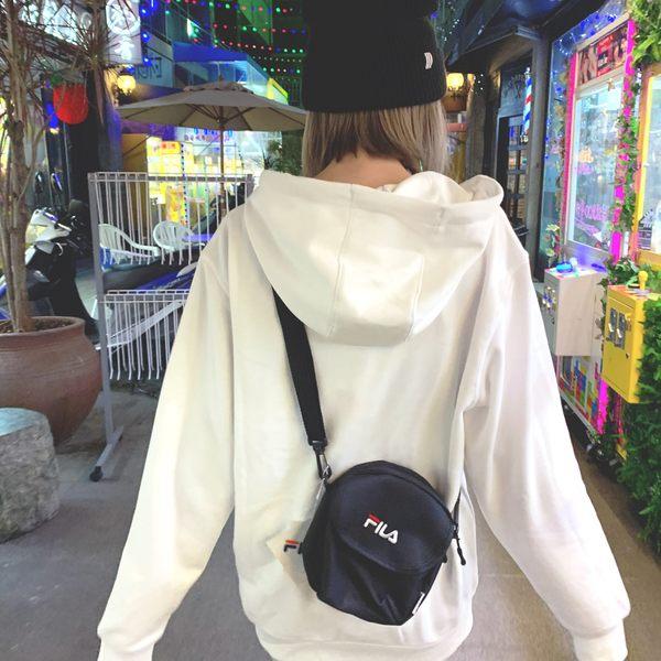 IMPACT FILA MINI SHOULDER BAG 迷你單肩包 翻蓋 小包 腰包 側背包 日本直送 FM2096