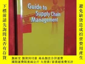 二手書博民逛書店Guide罕見to Supply Chain Managemen