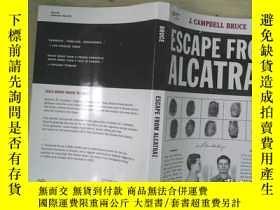 二手書博民逛書店Escape罕見from AlcatrazY253683 J. Campbell Bruce 著 Ten S