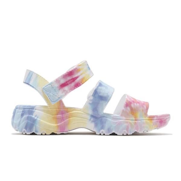 Skechers 涼拖鞋 D Lites 2.0-Flower Child 彩色 白 女鞋 【ACS】 111068MLT