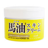 【Miss.Sugar】日本 Loshi 天然馬油乳霜 220g【F100187】