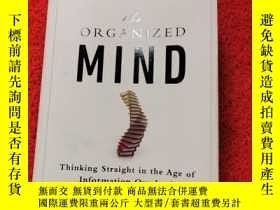 二手書博民逛書店The罕見organized mindY42402 baniel