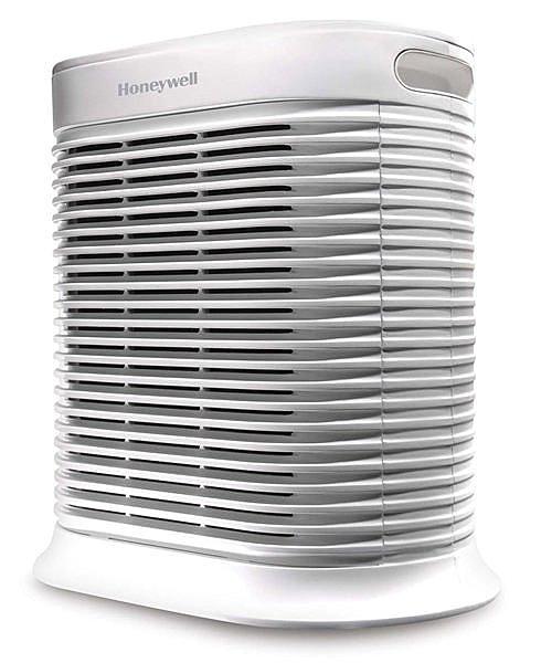 【歐風家電館】(送原廠活性碳濾網1盒) Honeywell 100 抗敏系列 空氣清淨機 HPA-100APTW (Consloe 100)