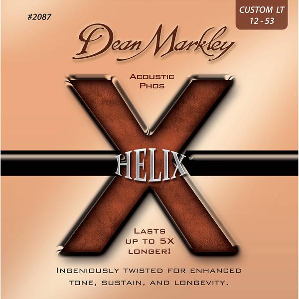 小叮噹的店-Dean Markley 2087 木吉他弦 Helix HD Medium Light 12-53