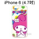 Melody 美樂蒂透明軟殼 [可愛] iPhone 6 / 6S (4.7吋)【三麗鷗正版授權】