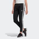 Adidas SST TRACKSUIT BOTTOMS 女裝 長褲 休閒 慢跑 棉質 黑 【運動世界】FM3323