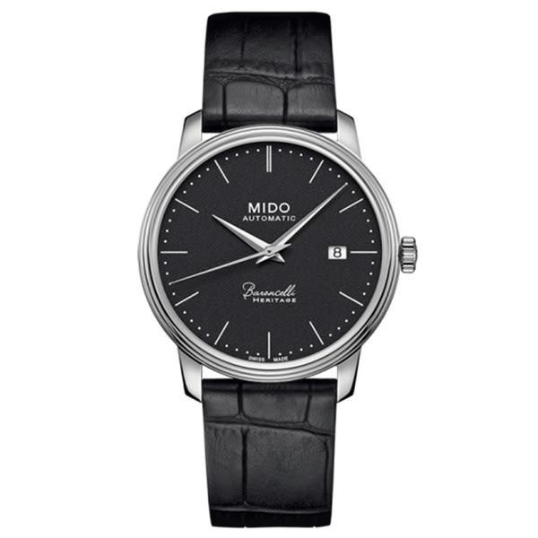 【僾瑪精品】MIDO 美度 BARONCELLI 永恆系列 III 機械腕錶 (M0274071605000)
