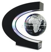 地球儀 4寸發光自轉磁懸浮辦公室桌擺件創意男女生日禮物禮品YYP 俏女孩