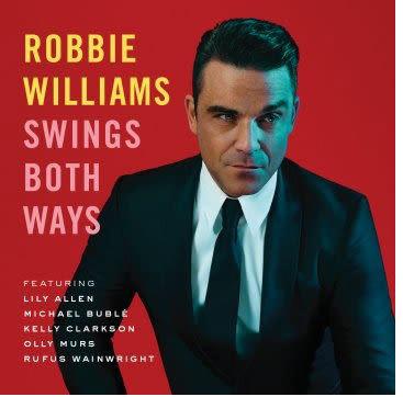 羅比威廉斯 搖擺紳士 CD附DVD (購潮8)