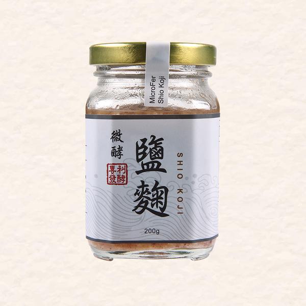 【鮮食優多】麗豐 微酵鹽麴2瓶組